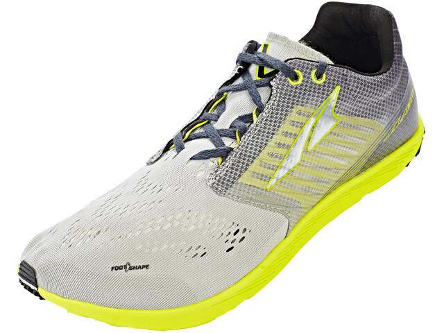 Altra Vanish R-U Shoes Unisex gray/lime